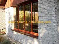 Posuvná stěna okenní