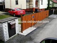 Otočná brána Rychvald