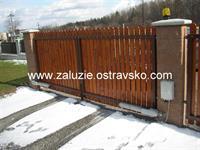 Otočná brána Havířov-Životice