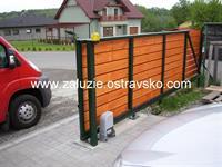 Samonosná brána Doubrava