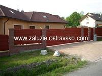 Samonosná brána Český Těšín