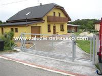 Samonosná brána Dětmarovice