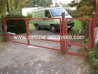 Otočná brána Havířov-Bludovice