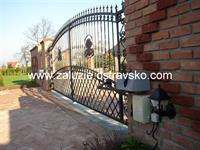 Otočná brána Havířov-Horní Suchá