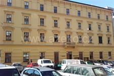 realizace špaletových oken AZ EKOTHERM - Praha 1, Ostrovní 8