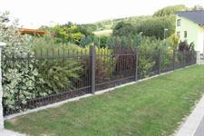 Ocelove kované ploty