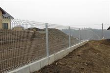 Průmyslový plot Nylofor 3D