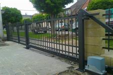 Samonosná posuvná kovaná brána Vysoké Mýto